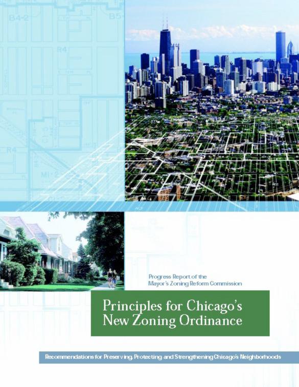 Chicago Zoning Reform